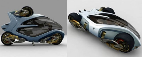 Cool Concept Motorcycles  art