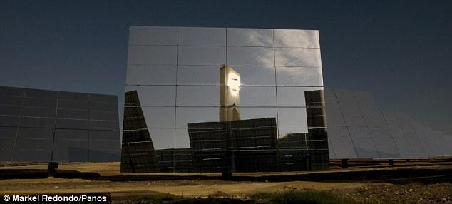 solar power plant spain. solar power plant spain. solar